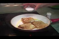 Amarita toast kok - twee recepten