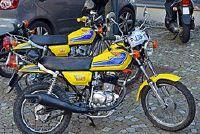 Honda CBF 600 S - weten over de koppeling en de versnellingsbak