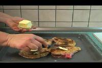 Cook karbonades in de oven