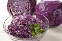 Rode kool - gezonde groenten