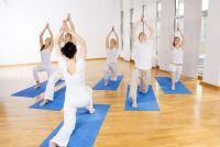 Na Yoga spieren - wat te doen?