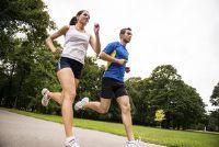 Breng een lopende oefening bij neerslachtigheid goed