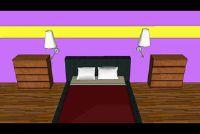 Bedroom - kleuren, voor een goede nachtrust en ontspanning