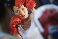 Boksen als een vrouw - en nadelen van deze sport