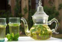 Thee uit verse munt - dus het smaakt in Marokko