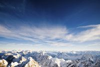 Hoeveel bergen zijn er in Duitsland?