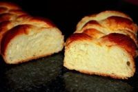 Hefezopf: sparen calorieën door vet voorbereiding - een slanke recept