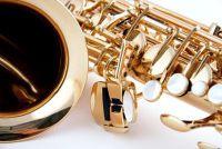Brush Saxophone - zodat je het goed te krijgen