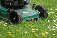 Grasmaaier: Pas carburateur - dus het is mogelijk