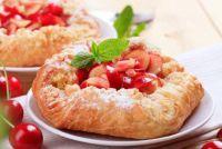 Twee bladerdeeg recepten - zoet en met fruit
