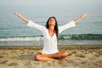 Spieren te ontspannen - dus het werkt met ontspanningsoefeningen