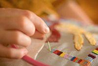 Parels - een gids voor borduren met kralen