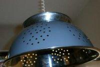Voor een lamp met kabel versie sleutelen een lampenkap