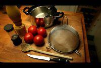 Maak tomatensap zelf