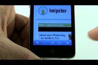 Hoe ga je om met de iPod Touch op het internet?