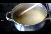 Cook bulgur - hoe het werkt