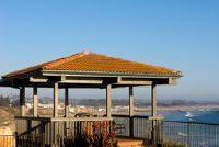 Build pergola zelf - hoe het werkt met betonnen fundering