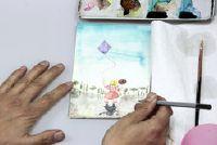 Kinderboek illustrator - Informatieve