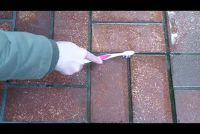 Clean balkon tegels - hoe het werkt
