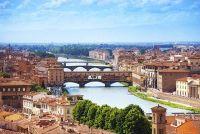 Rivieren in Italië - lijst