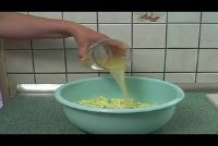 Vlierbloesem gelei selbermachen - een recept