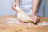 Pizza deeg zonder eieren - een recept