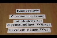 Samengestelde naamwoorden - de regels eenvoudig uitgelegd