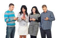 SMS naar Vrouwendag - dus schrijf ze vindingrijk