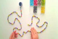 Chains sleutelen met parels - Aanwijzingen voor een multi-rij ketting