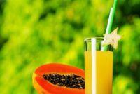 Een papaya aankoop - wat te zoeken