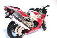 Motorcycle recycling - als je met de kapotte motor nog winnen