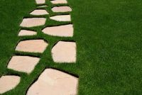 Zo succesvol stapstenen mager beton - Gartendeko om je eigen te maken