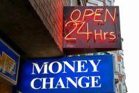 Exchange valuta voor Zweden - dus vervangen euro in kronen