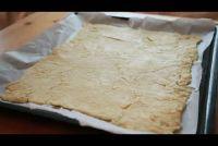 Pizza deeg zonder gist - recept