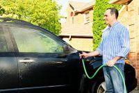 Gebruik autozitje schoner goed - hoe het werkt