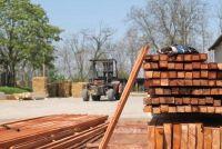 Terras dakbedekking gemaakt van hout - het bouwen van instructies