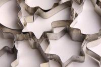 Ideeën voor kerstkaarten - zodat u effectief sleutelen metaalfolie