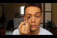 Make-up kleine ogen groot - dus het komt met weinig inspanning