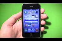 iPhone 3GS herkent SIM-kaart is niet - wat te doen?