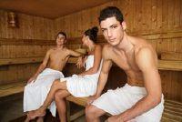 Naakte vrouwen in de sauna - vermijd genante situaties