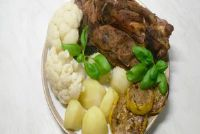 Lamb marineren - een recept