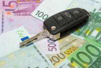 Het kopen van een auto - ervoor dat de betaling