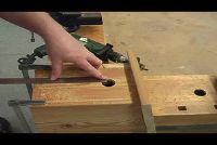 Maak Meis doos met ingang gat zelf - Instructies