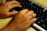 Cross Write op het toetsenbord - dus je gaat