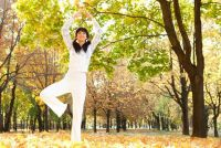 Active Balance - oefeningen om het gevoel van balans te verbeteren