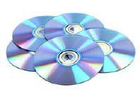 Schoon CD met glasreiniger - die moeten worden beschouwd