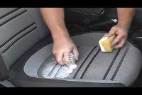 Wat heb je te reinigen autostoelen?  - Zo, de pads zijn weer schoon