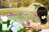 De optimale baden temperatuur instellen - zo succesvol een ontspannend bad