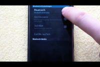 Samsung Galaxy S Plus - gebruik van Bluetooth
