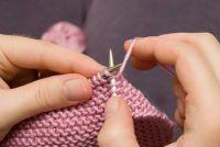 Een poncho truien - Instructies